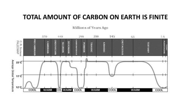 FOSSIL FUELS, THE CARBON CYCLE AND CLIMATE CHANGE